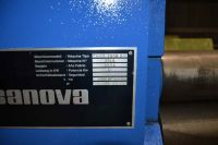 Folding Machines for sheet metal CASANOVA CH-03 2050x6 1996-Photo 5