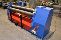 Folding Machines for sheet metal CASANOVA CH-03 2050x6 1996-Photo 7