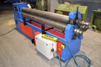 Folding Machines for sheet metal CASANOVA CH-03 2050x6 1996-Photo 11