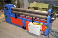 Folding Machines for sheet metal CASANOVA CH-03 2050x6 1996-Photo 2