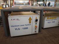 Laserschneide 2D SATO SATRONIK FL-4100/5000 2012-Bild 4