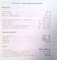 Perceuse horizontale JUARISTI TS1 1991-Photo 17