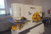 Ironworker Machine GEKA HYDRACROP 110 SD 2014-Photo 8