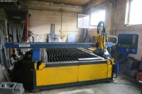 2D Plasma cutter ECKERT TOPAZ S 2007-Photo 3