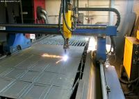 2D Plasma cutter ECKERT TOPAZ S 2007-Photo 12
