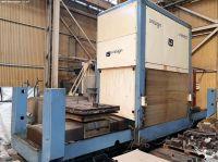 Centro de mecanizado horizontal CNC UNISIGN UNIMAC 5