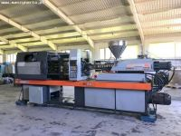 Plastics Injection Molding Machine SANDRETTO 612/150