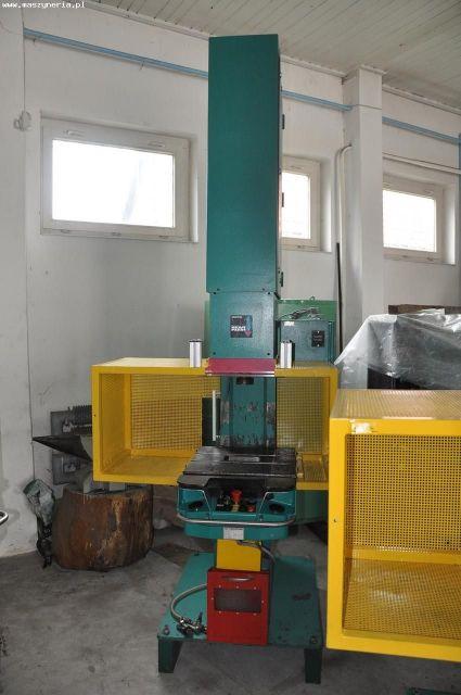 C rám hydraulický lis TOX PRESSOTECHNIK PC 015.091 2001