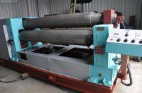 3 Roll Plate Bending Machine STROJARNE PIESOK XZMP 2000/8C 1988-Photo 3