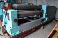 3 Roll Plate Bending Machine STROJARNE PIESOK XZMP 2000/8C 1988-Photo 4