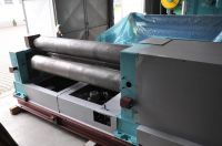 3 Roll Plate Bending Machine STROJARNE PIESOK XZMP 2000/8C 1988-Photo 6