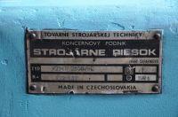 3 Roll Plate Bending Machine STROJARNE PIESOK XZMP 2000/8C 1988-Photo 8