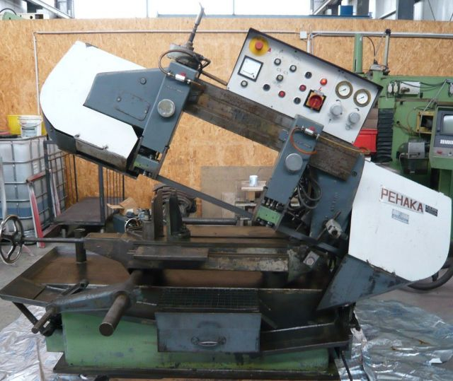 Band Saw Machine PEHAKA HS340 1976