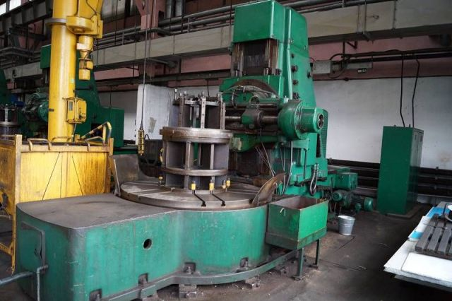 Gear Hobbing Machine KOLOMNA 5A342 1968