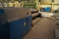 3 Roll Plate Bending Machine STROJARNE PIESOK XZCT 3000/25