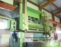 Vertical Turret Lathe Max Machinery Italy 3.200 X H 2.300 mm