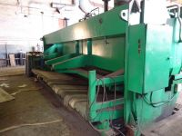 Hydraulic Guillotine Shear SCHARRINGHAUSEN HSTO 10/6100 1980-Photo 2
