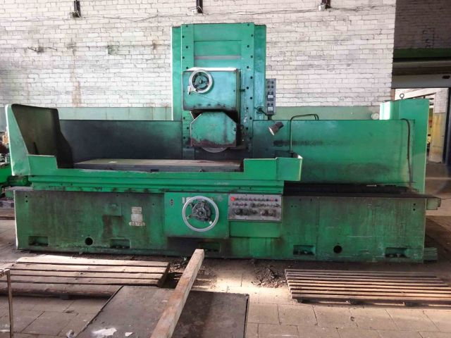Surface Grinding Machine Stanko 3D725 ( 2000 x 630 ) 1980