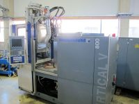 Plastics Injection Molding Machine BATTENFELD BA 800 V - 315 V