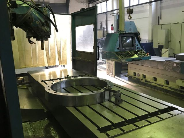Bed Milling Machine CME BF 03 1996