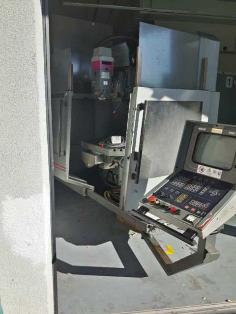 CNC Milling Machine MAHO MH 800 W 1992