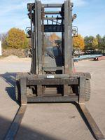 Voor heftruck LINDE Diesel-Gabelstapler H 600 1994-Foto 2