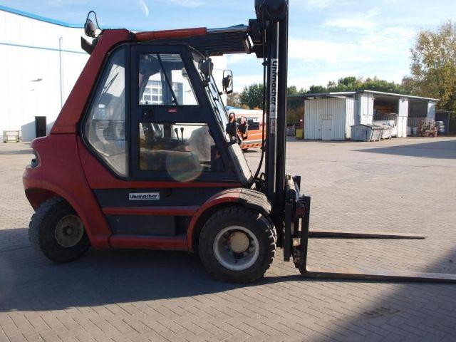 Voor heftruck LINDE Diesel-Gabelstapler H 600 1994