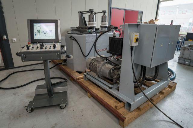 Rohrbiegemaschine dornlos Roundo AB Aluminium-Biegemaschine AL 15 2016