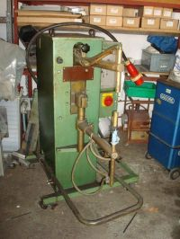 Spot Welding Machine DALEX SF 25-1