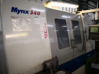 Centre d'usinage vertical CNC DOOSAN Mynx 540