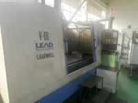 Centrum frezarskie pionowe CNC LEADWELL LEAD V 60