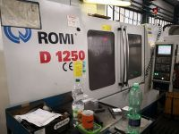 Centre d'usinage vertical CNC ROMI D 1250