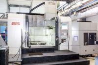 CNC Vertical Turret Lathe MORI SEIKI NVL 1350 MC