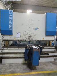 Prensa plegadora hidráulica CNC EHT VARIOPRESS 175-30