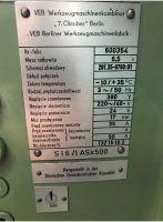 Rectificadora de interiores WMW BWF MIKROSA SI6/1AS-3155 1991-Foto 6