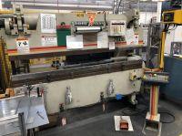 CNC särmäyspuristimen ACCURPRESS 7608