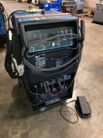 Машина для многоточечной сварки MILLER Syncrowave 250 DX