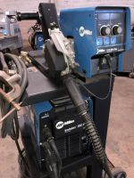 Multi-spot Welding Machine MILLER Invision 352 MPa 2013-Photo 2