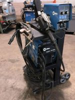 Multi-spot Welding Machine MILLER Invision 352 MPa