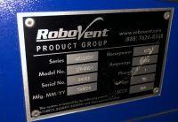 Multi-bodové zváranie stroje ROBOVENT DFP-800-1 2014-Fotografie 8