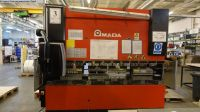 Hydraulische Abkantpresse CNC AMADA HFB 80