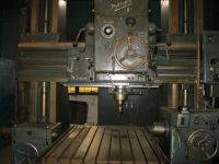 Vertical Boring Machine SIP HYDROPTIC SIP 8P