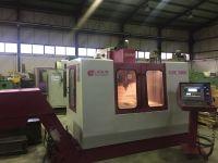 CNC centro de usinagem vertical LAGUN GVC 1000 2001-Foto 2