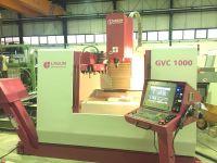 CNC centro de usinagem vertical LAGUN GVC 1000 2001-Foto 3