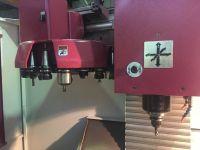 CNC centro de usinagem vertical LAGUN GVC 1000 2001-Foto 5