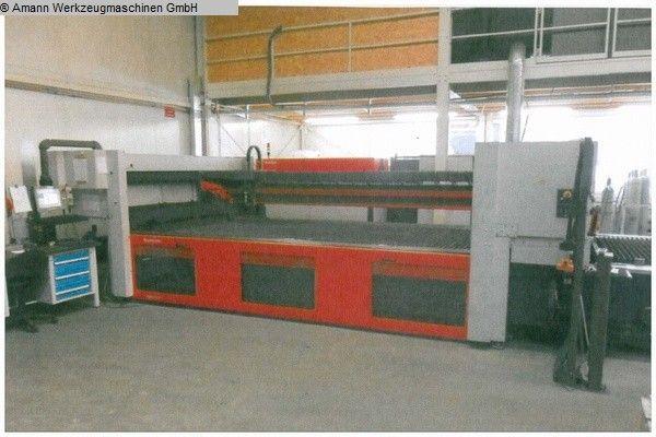 2D Laser BYSTRONIC BYSTAR 4020 2005