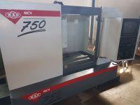 CNC centro de usinagem vertical MAS MCV750 1997-Foto 2