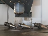 CNC centro de usinagem vertical MAS MCV750 1997-Foto 12