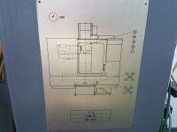 CNC centro de usinagem vertical MAS MCV750 1997-Foto 6