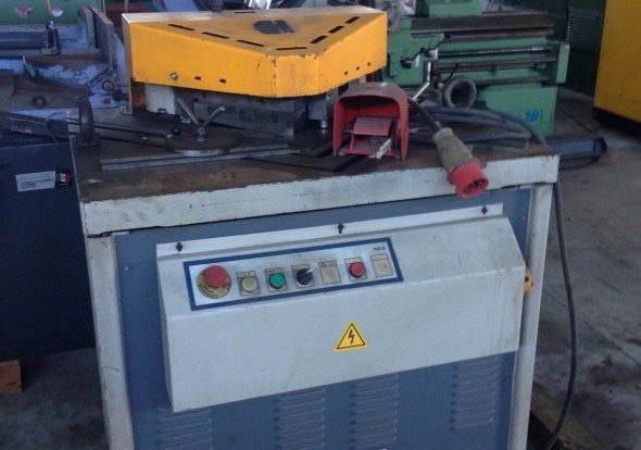3 Roll Plate Bending Machine HACO Maxi 2003
